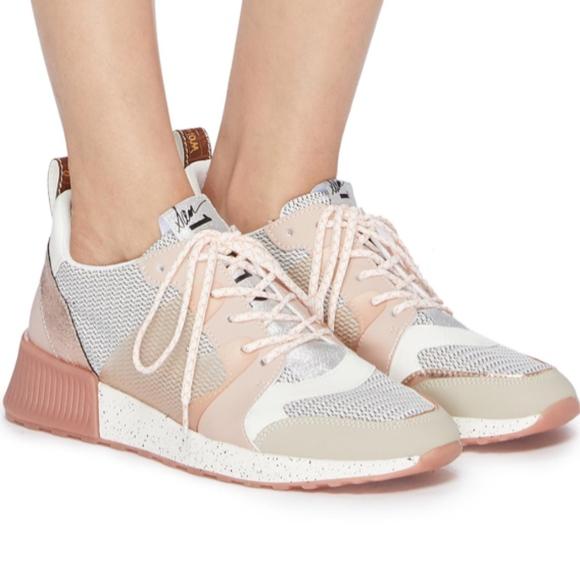 Sam Edelman Darsie Pink Sneakers | Poshmark